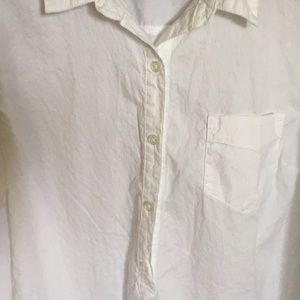 Old Navy Tops - Old Navy Pin Dot Long Sleeve Shirt
